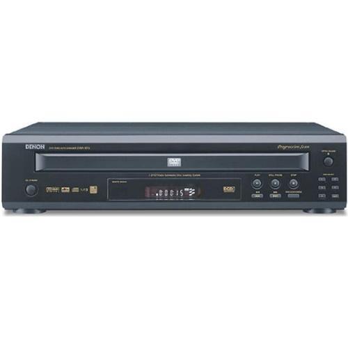 DVM1815 Dvm-1815 - Progressive Scan Dvd Video Player