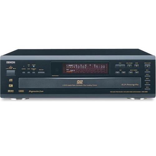 DVM4800 Dvm-4800 - Dvd Video Auto Changer