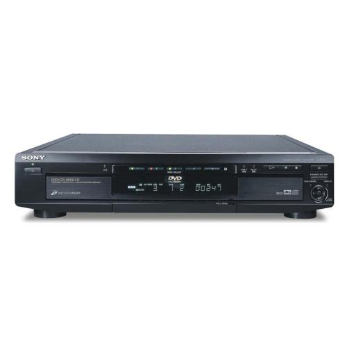 DVPC660 Cd/dvd Player