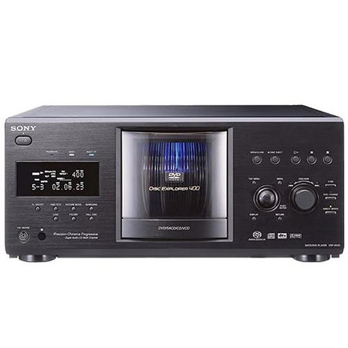 DVPCX985V Cd/dvd Player