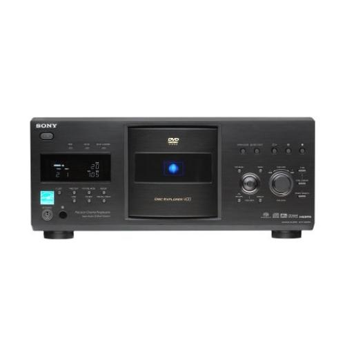 DVPCX995V 400-Disc Dvd/sa-cd/cd Mega Changer