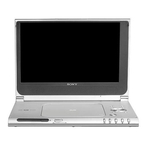 DVPFX1021 Portable Dvd Player