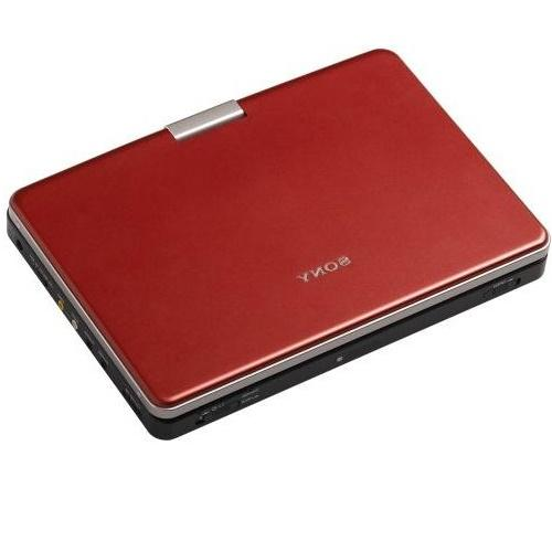 DVPFX810/R Portable Dvd Player