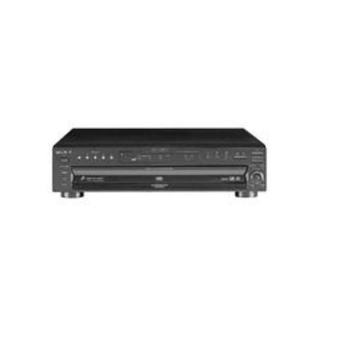 DVPNC655P/B Dvd Player