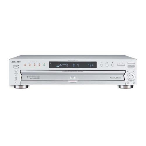 DVPNC655P/S Dvd Player