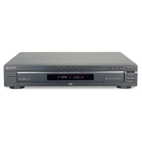 DVPNC675P/B Cd/dvd Player