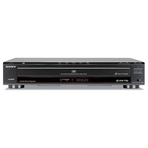 DVPNC800H/B 1080P Upscaling 5-Disc Dvd Changer.