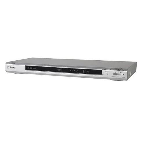 DVPNS55P/S Cd/dvd Player