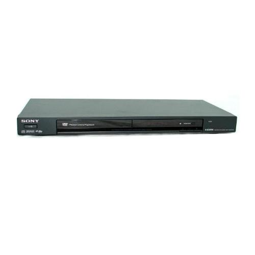 DVPNS72HP Cd/dvd Player