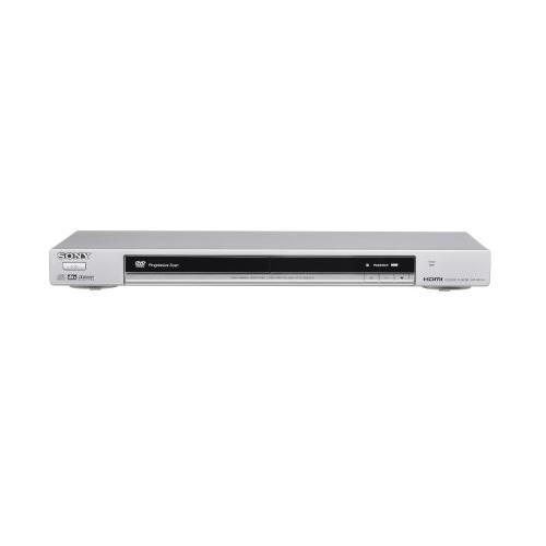 DVPNS77H/S Cd/dvd Player. Color: Silver