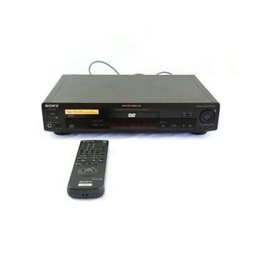 DVPS300 Cd/dvd Player