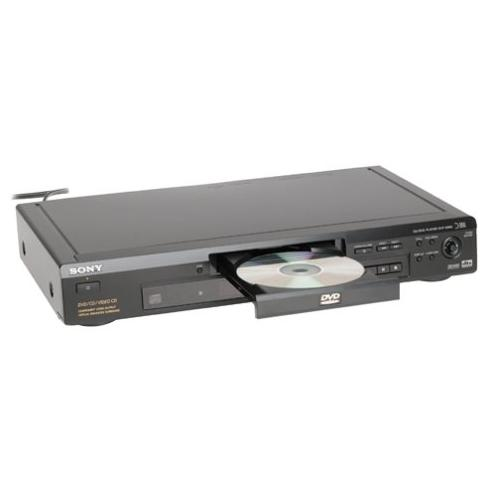 DVPS360 Cd/dvd Player