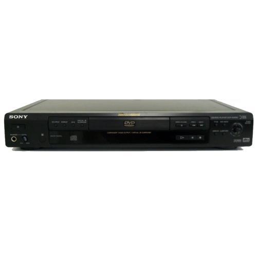DVPS560D Cd/dvd Player