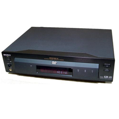 DVPS7700 Cd/dvd Player