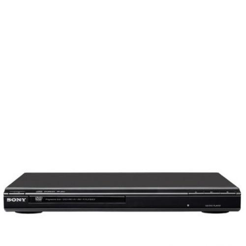 DVPSR101P/B Sony Progressive Scan Dvd Player.