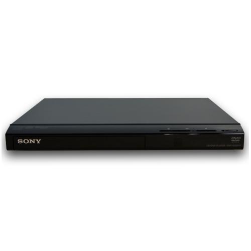 DVPSR201P Cd/dvd Player