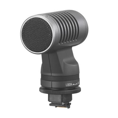 ECMHST1 Stereo Microphone For Camcorder