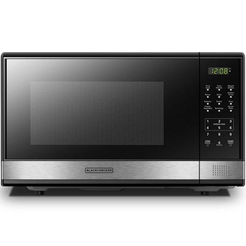 EM031MB11 Black & Decker Digital Microwave Oven