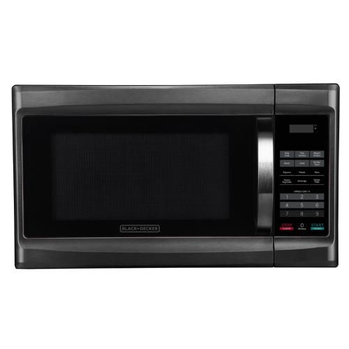 EM034AJ2P00A00 1.3 Cu. Ft. Microwave