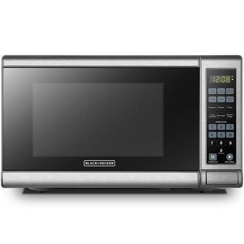 EM720CB7 0.7 Cu. Ft. Digital Microwave Oven