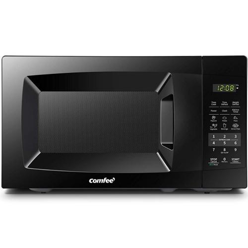 EM720CPLPMB 0.7 Cu. Ft. Countertop Microwave Oven