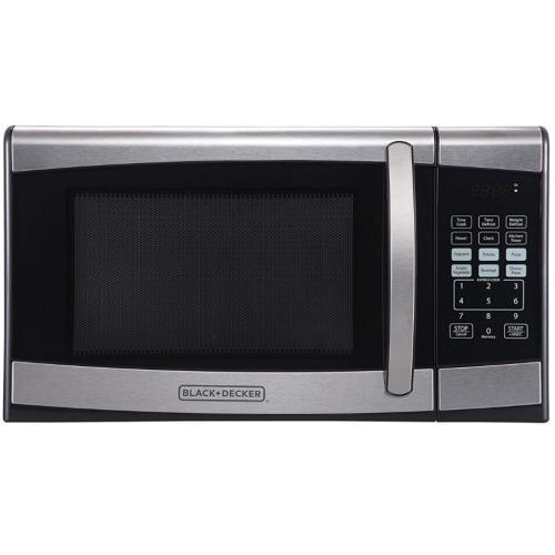 EM925AZEP 0.9 Cu. Ft. 900 Watt Stainless Steel Microwave