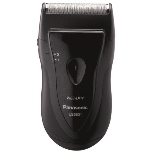 ES3831K Single Blade Travel Shaver, Black