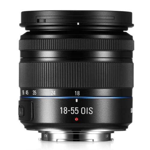 EXS1855CSB 18-55Mm F3.5- 5.6 Ois Iii Standard Zoom Lens