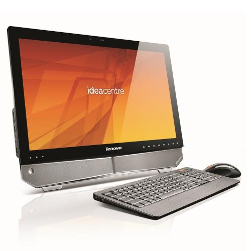 """F0AU001YUS B50 - 23.8"""" Touch-screen All-in-one Computer"""