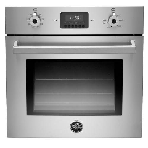 F24PROXV Professional Series Stainless 24-Inch Single Oven