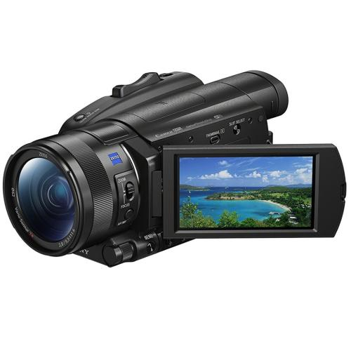 FDRAX700 4K Hdr Camcorder