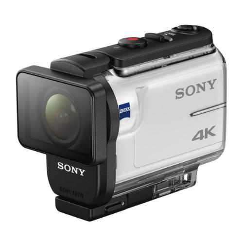 FDRX3000 4K Action Cam With Balanced Optical Steadyshot