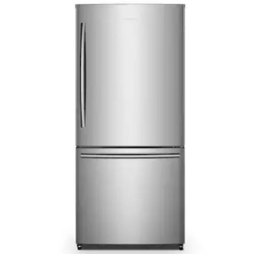 HBM17158SS 17.1-Cu Ft Bottom-freezer Refrigerator (Stainless Steel)