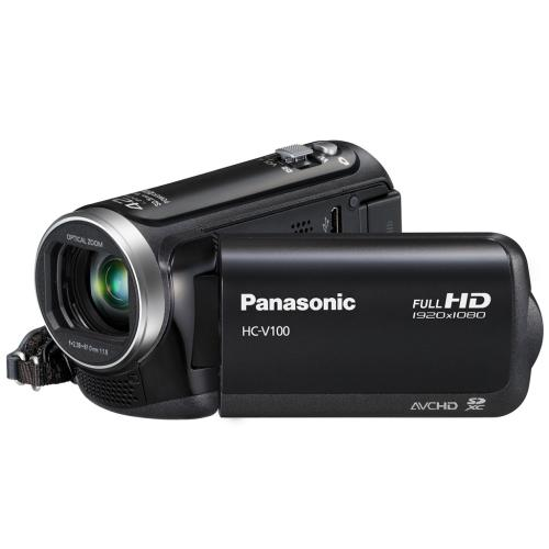 HCV100 Hd 3D Camcorder