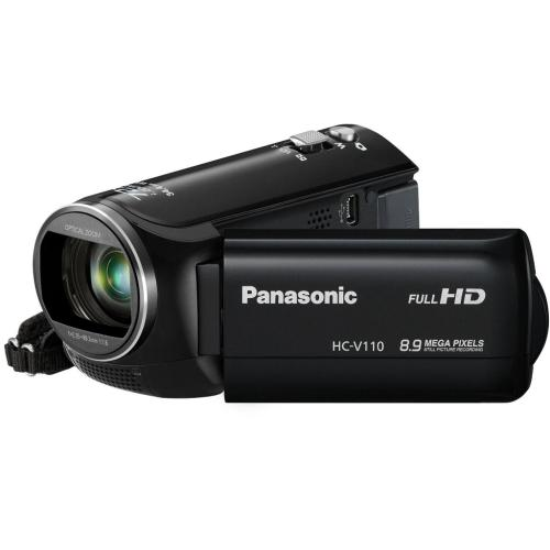 HCV110 Hd Camcorder