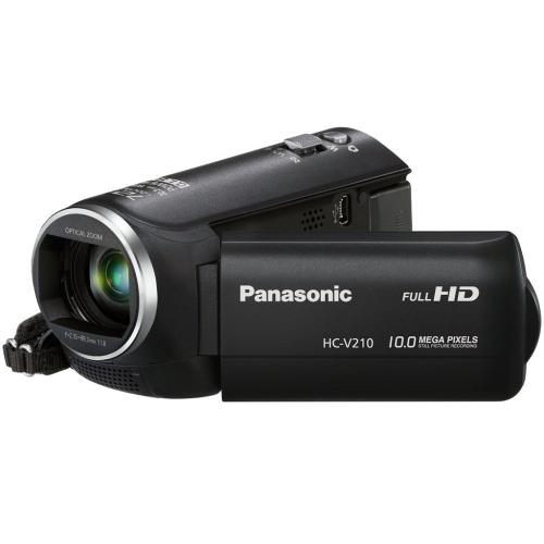 HCV201K Hd Camcorder