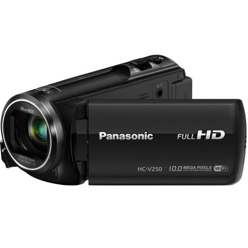 HCV250 Hd Video Camera