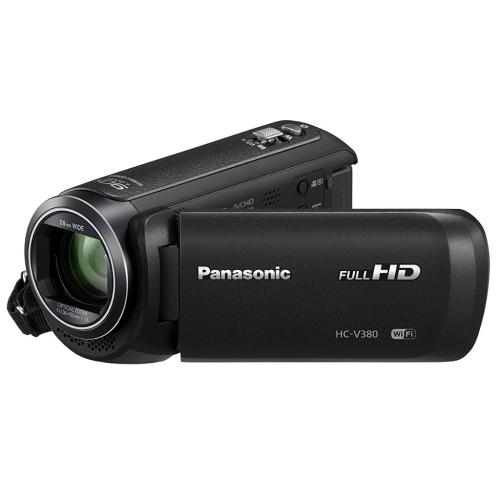 HCV380 Full Hd Camcorder With Wifi Multi Scene Twin Camera