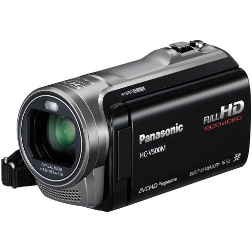 HCV500 Hd 3D Camcorder