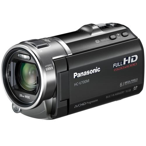 HCV700M Hd 3D Camcorder