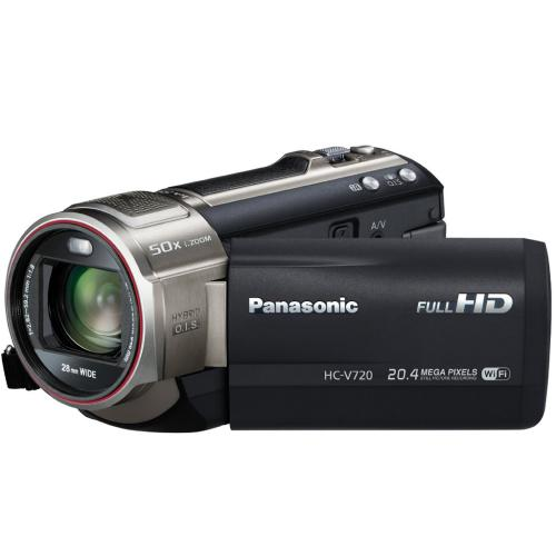 HCV720K Hd Camcorder
