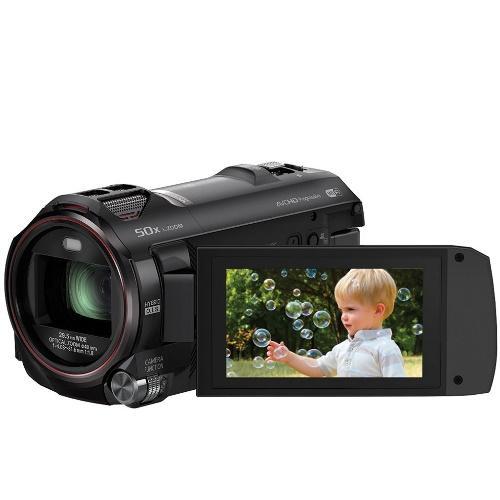 HCV750K Full Hd Wi-fi Enabled 20X Camcorder (Black)