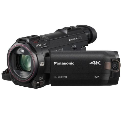 HCWXF991K 4K Ultra Hd Camcorder With Wifi