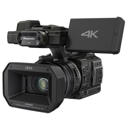 HCX1 4K 60P/50p/25p/24p Ultra Hd Professional Camcorder