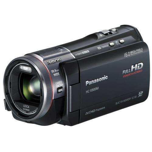 HCX900M Hd Camcorder