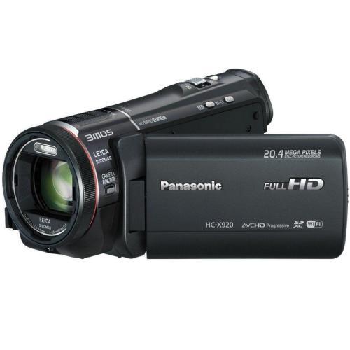 HCX920K Hd Camcorder