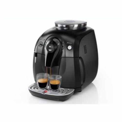HD8743/03 Saeco Automatic Espresso Machine Xsmall Black