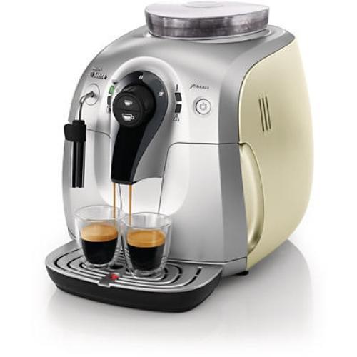 HD8745/11 Saeco Automatic Espresso Machine Xsmall Class Black