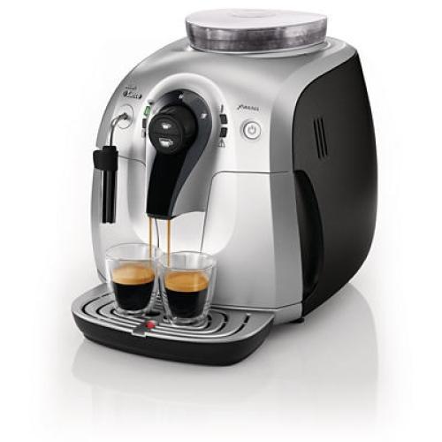 HD8745/18 Saeco Automatic Espresso Machine Xsmall Class Black