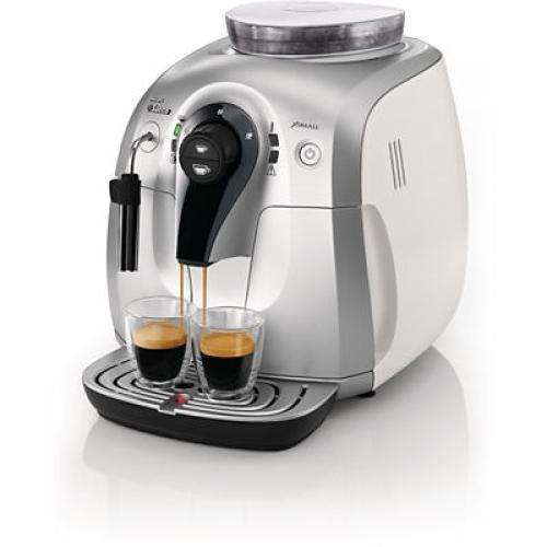 HD8745/43 Saeco Automatic Espresso Machine Xsmall Class Black